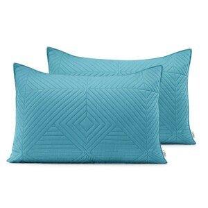 Povlaky na polštáře AmeliaHome Softa I světle modré/stříbrné
