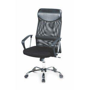 Halmar Kancelářská židle Reva černá