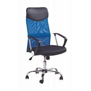 Halmar Kancelářská židle Reva modrá