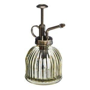 DekorStyle Rozprašovač na vodu nebo parfém Syria zelený