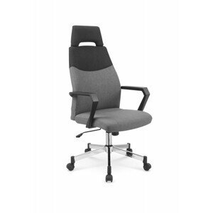 Halmar Kancelářská židle Lafo šedá