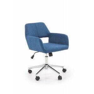 Halmar Kancelářské křeslo Relo modré