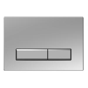 WC tlačítko k nádržce MEXEN FENIX 09 lesklý chrom