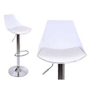 TZB Barová židle Hoker Morgano - bílá