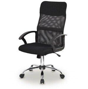 MODERNHOME Kancelářská židle Lucy GoodHome černá