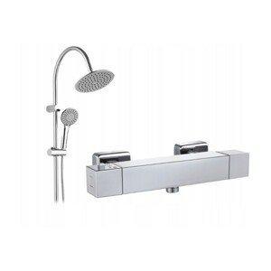 Set MEXEN termostatická sprchová baterie 77200-00 + sprchová hlavice PG7 20OX
