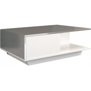 Shoptop Konferenční stolek DENVER bílá