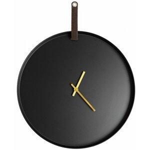 Tutumi Nástěnné kovové hodiny 40 cm KLCL2003