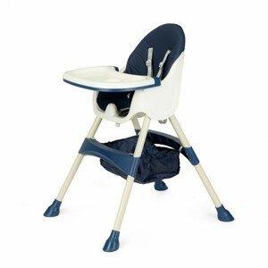 Dětská jídelní židlička 2v1 Blue EcoToys