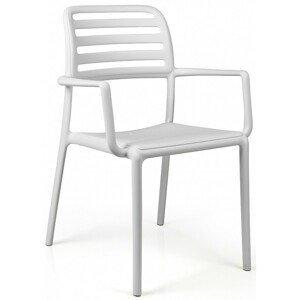 Hector Zahradní židle Nardi Costa bílá