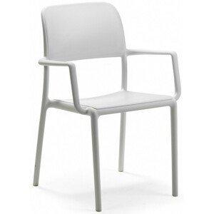 Hector Zahradní židle Nardi Riva bílá