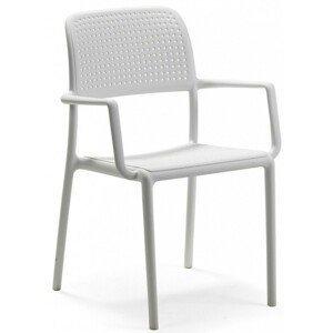 Hector Zahradní židle Nardi Bora bílá