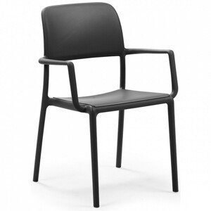 Hector Zahradní židle Nardi Riva antracit