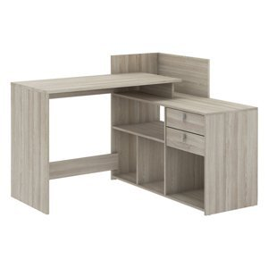 Psací stůl rohový VISTA dub