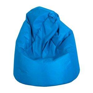 Sedací vak STANDARD modrý s náplní
