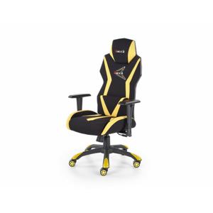 Kancelářské křeslo STIG, žlutá