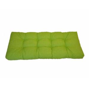 Opěradlový polstr na paletu 120x50 - světle zelený melír