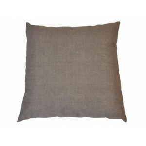Polštář 50x50 cm na paletové sezení - světle šedý melír