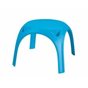 Modrý dětský plastový stolek KIDS TABLE