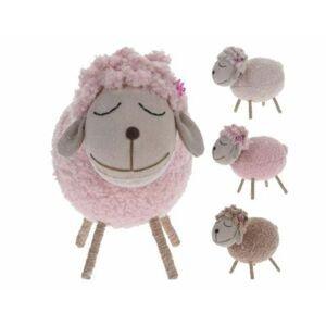 Dekorace do dětského pokoje Sheep 20cm, růžová