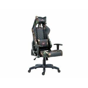 Herní židle REPTILE camouflage