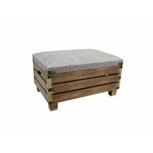 Taburet dřevěný malý D1004/M