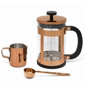 Leopold Vienna VICENZA coffee set copper, 3 ks