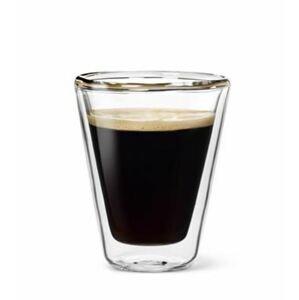 Luigi Bormioli termo sklenice CAFFEINO 85 ml, 2 ks