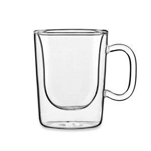 Luigi Bormioli termo hrnky na espresso ETIOPIA 85 ml, 2 ks