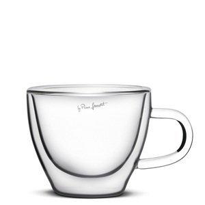 Lamart VASO termo šálky na cappuccino 190 ml, 2 ks