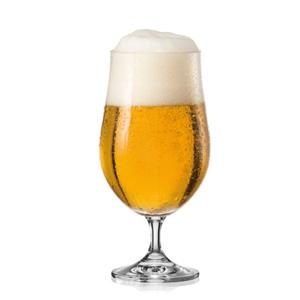 Crystalex-Bohemia Crystal Crystalex Sklenice na pivo BAR 380 ml, 6 ks