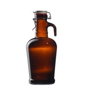 Pivní láhev s uzávěrem FRANKFURT 2 l