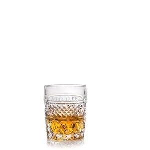 Crystal Bohemia Sklenice na whisky MADISON 240 ml, 6 ks