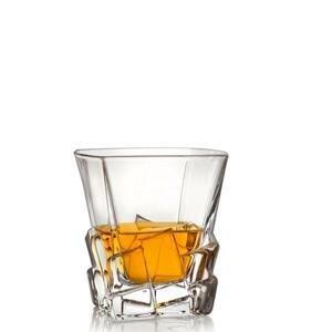 Bohemia Jihlava Sklenice na whisky CRACK 310 ml, 6 ks