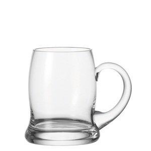 Leonardo Půllitr na pivo BRAUHAUS 0,5 l