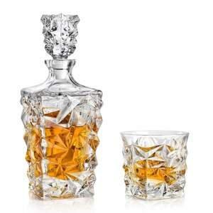 Bohemia Jihlava GLACIER whisky set (1+6)