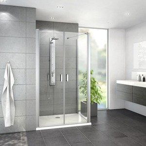 Sprchové dveře 75x197 cm Roth Limaya Line chrom lesklý 1135009971