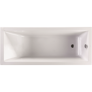 Obdélníková vana Jika Cubito 160x70 cm akrylát H2204200000001