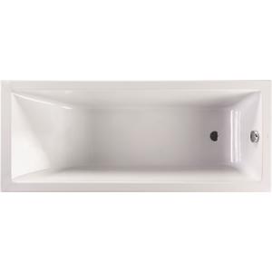 Obdélníková vana Jika Cubito 160x75 cm akrylát H2214200000001