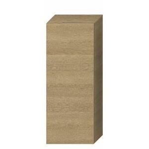 Koupelnová skříňka nízká Jika Cubito 32x15x81 cm dub H43J4241105191