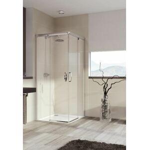 Sprchové dveře 120x80x200 cm Huppe Aura elegance chrom lesklý 401313.092.322.730
