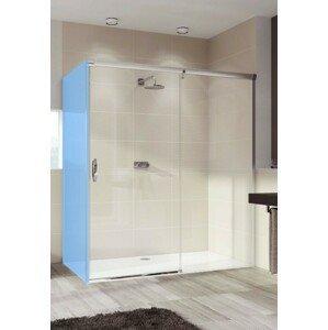 Sprchové dveře 110x200 cm pravá Huppe Aura elegance chrom lesklý 401513.092.322.730