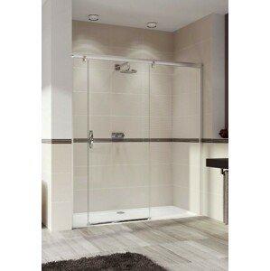 Sprchové dveře 160x200 cm pravá Huppe Aura elegance chrom lesklý 401904.092.322.730
