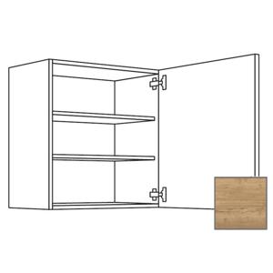 Kuchyňská skříňka horní Naturel Sente24 s dvířky 60x72x35 cm dub sierra 405.W601.R