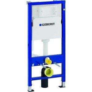Geberit Duofix - Montážní prvek pro závěsné WC, 112 cm, splachovací nádržka pod omítku Delta 12 cm 458.103.00.1