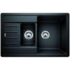 Dřez Blanco Legra 6 S Compact černý 526085