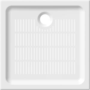 Sprchová vanička čtvercová Jika 80x80 cm keramika 8.5272.1.000.000.3