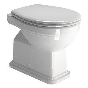 Stojící WC GSI Classic zadní odpad 871111