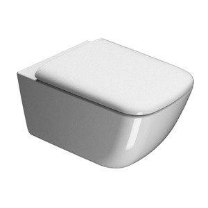 WC závěsné Sapho Sand 55x37 cm bílá 901511