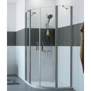 Sprchový kout čtvrtkruh 90x200 cm Huppe Classics 2 chrom lesklý C24005.069.322